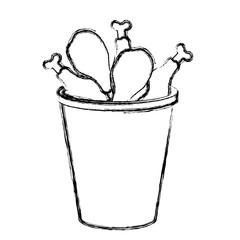 chicken thighs in pot