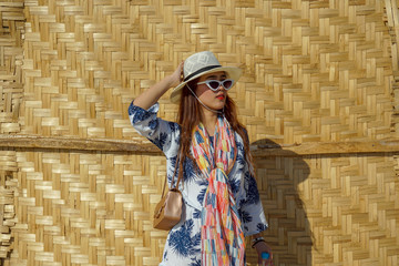 Fashion en la playa