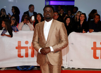 Actor Daniel Kaluuya arrives for the world premiere of Widows at the Toronto International Film Festival (TIFF) in Toronto