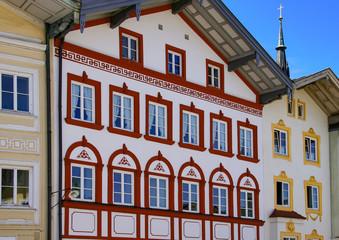 Bad Tölz, Altstadt, Bavaria, Germany