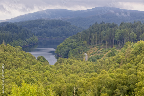 Loch Drunkie, Queen Elizabeth Forest, Loch Lomond and The