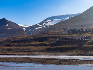 Travelers are returning to Longyearbyen