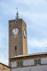 Detail of Orvieto