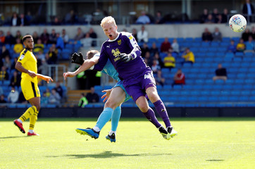 League One - Oxford United v Coventry City