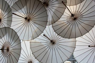 jeu d'ombrelles