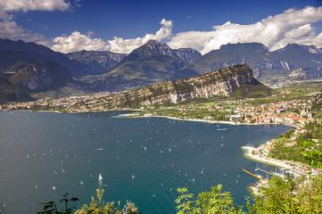 Riva e Torbole sul Lago di Garda