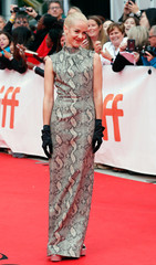 Actor Jena Malone arrives for the world premiere of The Public at the Toronto International Film Festival (TIFF) in Toronto