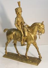 Фигура из бронзы / Figures in bronze