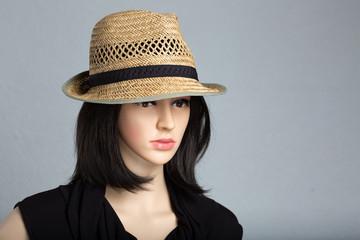 woman glamour manikin