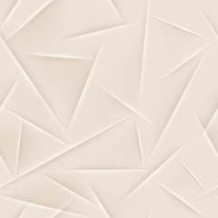 Abstract seamless pattern in beige colors