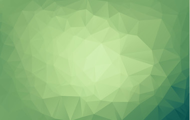 Abstract background of triangles warm texture