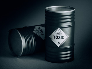 toxic barrel 3d