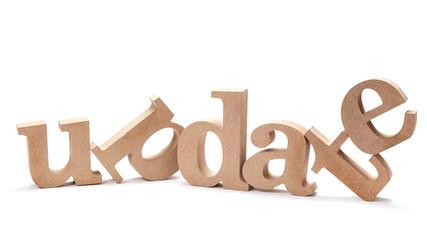 UPDATE Wood Word