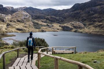 Parc national El Cajas, Cuenca, Équateur