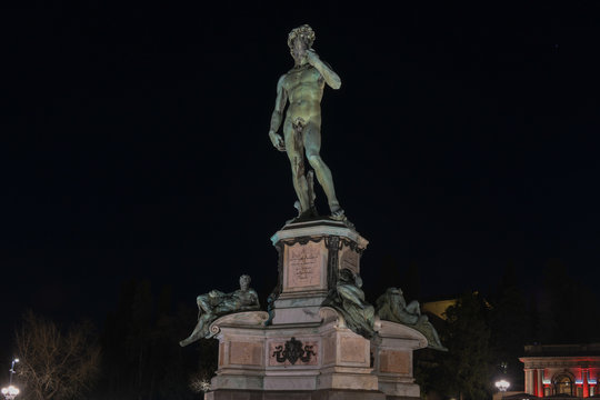 Michelangelo Park - Florence, Italy