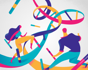 Dna challenge for science and research