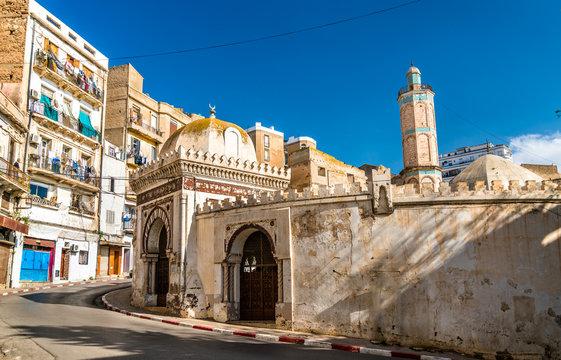 Hassan Pasha Mosque in Oran, Algeria