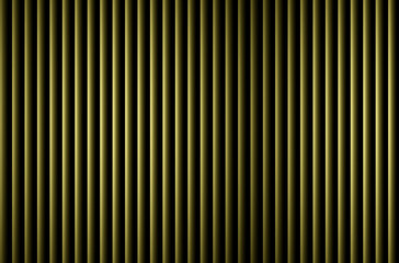 green vertical jalousie blinds with light effect