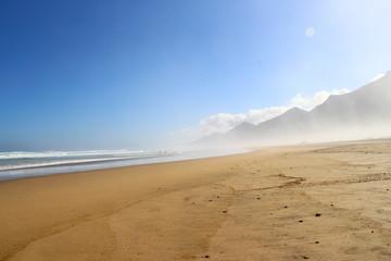 Playa de Cofete nordwärts