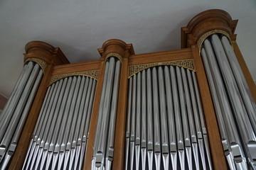 kirche in nendingen im landkreis tuttlingen in Deutschland