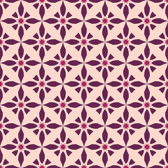 Abstract pattern in Arabian style.