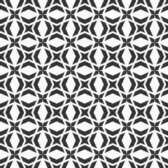 Abstract seamless geometric pattern.
