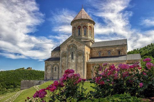 Bodbe monastery of St. Nino.