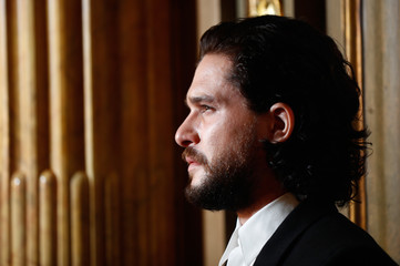 Actor Kit Harington arrives for the world premiere of The Death and Life of John F. Donovan at the Toronto International Film Festival (TIFF) in Toronto