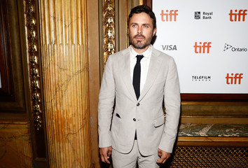Actor Casey Affleck arrives for the international premiere of The Old Man & the Gun at the Toronto International Film Festival (TIFF) in Toronto