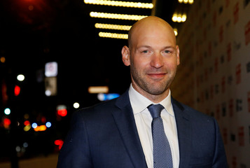 Actor Corey Still arrives for the premiere of Driven at the Toronto International Film Festival (TIFF) in Toronto