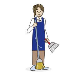 掃除ボランティア