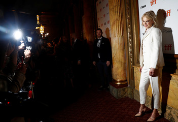 Actor Nicole Kidman arrives for the premiere of Destroyer at the Toronto International Film Festival (TIFF) in Toronto