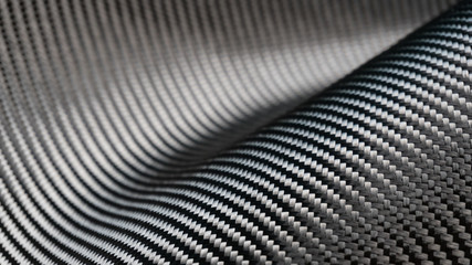 Material of composite product dark carbon fiber