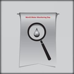 World Water Monitoring Day
