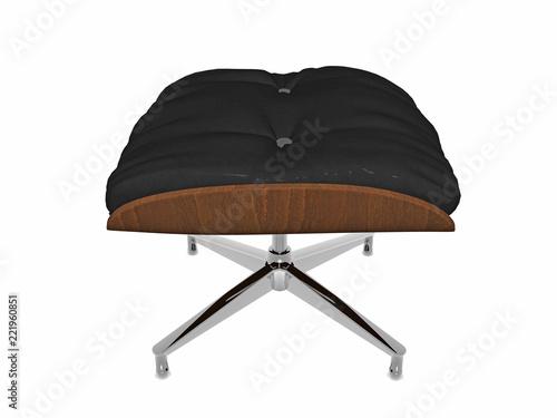 Moderner Designer Fusshocker Stock Photo And Royalty Free Images On