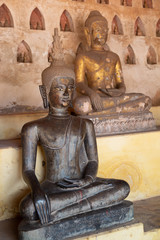 Wat sisaket, viantiane, tempio buddista