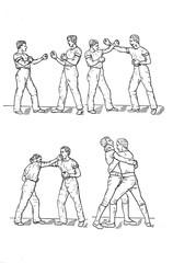 Boxing traning
