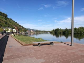 Mainufer in Miltenberg