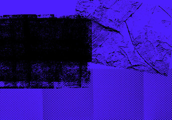 Ensemble de textures grunge