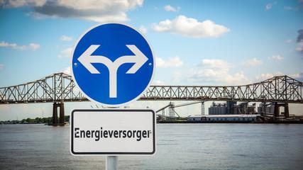 Schild 360 - Energieversorger