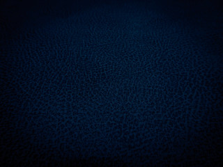 Dark blue noble texture of textiles