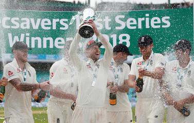 England v India - Fifth Test