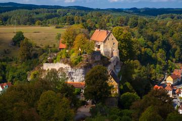 Burg Pottenstein, Oberfranken