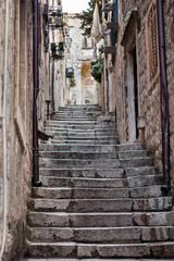 Dubrovnik in Croatia, Old Town