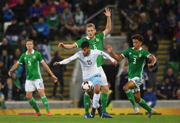 International Friendly - Northern Ireland v Israel