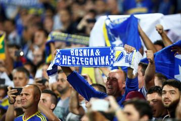 UEFA Nations League - League B - Group 3 - Bosnia and Herzegovina v Austria