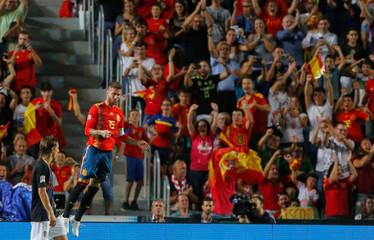 UEFA Nations League - League A - Group 4 - Spain v Croatia