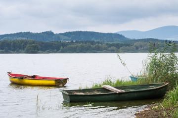 Lake Lipno, South Bohemia, Czech Republic