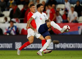 International Friendly - England v Switzerland