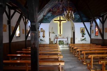 Kościół w Krynicy Morkiej